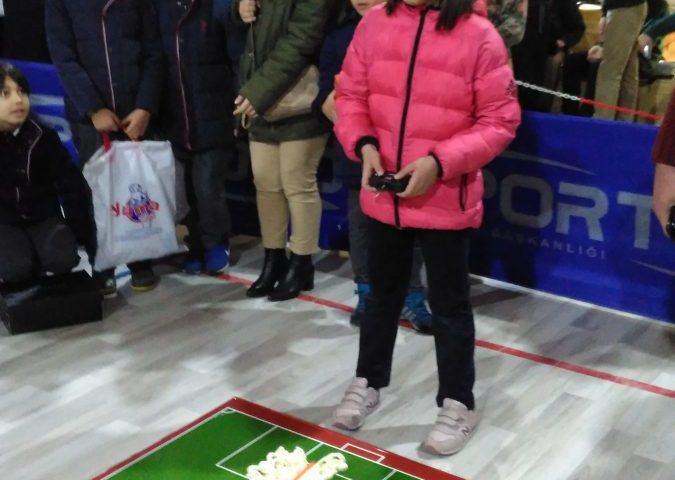 Ted Trabzon Koleji Trabzon Robot Ligine Katıldı Ted Trabzon Koleji